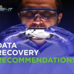 Data Recovery Recommendations